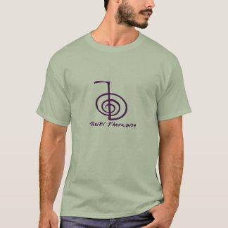 mörk reikipraktikerskjorta t shirts