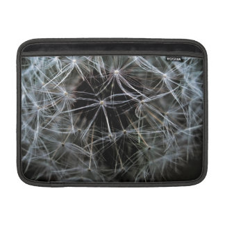 Mörk sleeve för maskrosMacBook luft MacBook Sleeves