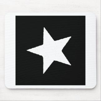 Mörk stjärna #2 musmatta