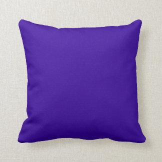 mörka blått för kungliga lilor kudder kudde