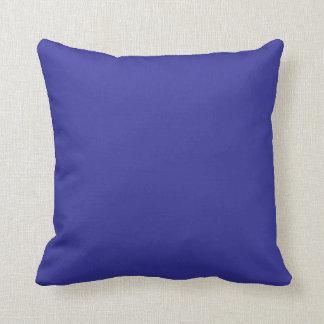 mörka kungliga blått kudder kudde