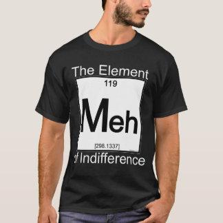 Mörkskjortor för inslag MEH T-shirt