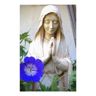 MorMary välsignelse Brevpapper