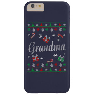 Mormor fula jul barely there iPhone 6 plus fodral