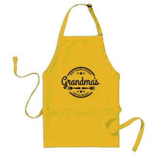 Mormor hem- Cookin restaurang Förkläde