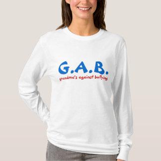 mormor mot att trakassera G.A.B.T-tröja Tshirts