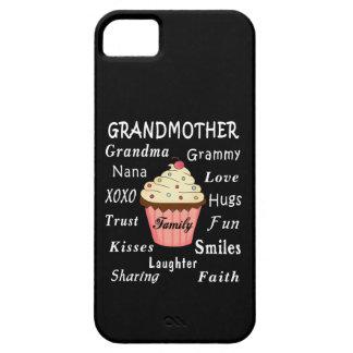 Mormor muffins för farmödrar iPhone 5 fodral