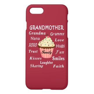 Mormor muffins för farmödrar iPhone 7 skal