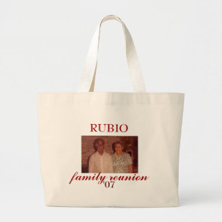 Mormor och morfar rubio, RUBIO, familjreuni… Jumbo Tygkasse