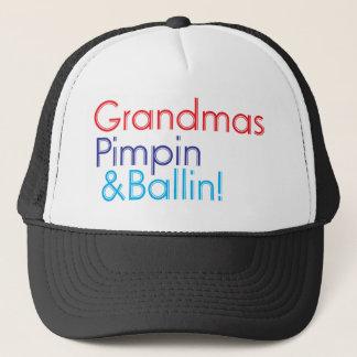 Mormor Pimpin och Ballin Keps