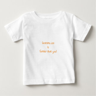 MormorLee-orange T-shirt