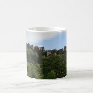 Morphing mugg för Edinburgh slott