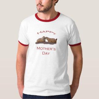 Mors dagkyss t shirt