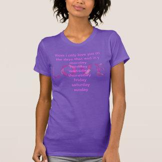 mors dagskjorta t shirt