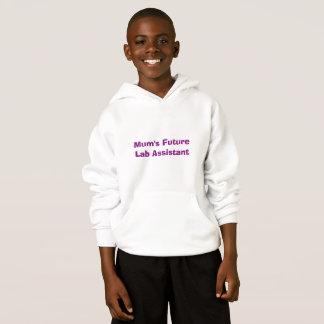 Morsa framtida labbassistent tee shirts