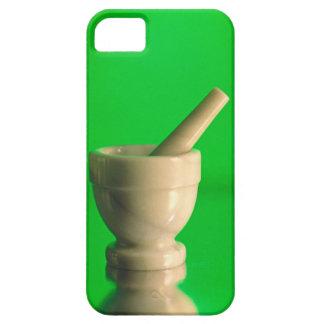 Mortel och pestle iPhone 5 skydd