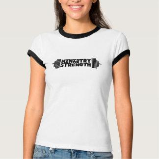 Mos-dam Ringer Tee Shirts