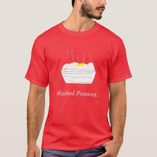 Mosad potatisgalleriutslagsplats tee shirt
