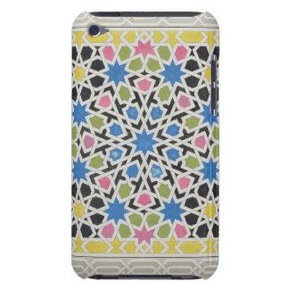 Mosaisk design från Alhambraen, från 'araben Case-Mate iPod Touch Fodral