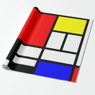 MOSAISKA rektanglar kvadrerar kulört I + dina Presentpapper