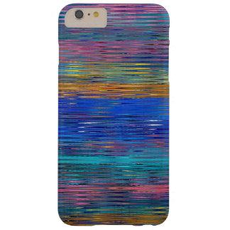 Mosaiskt mönster #2 för dekorativa randar barely there iPhone 6 plus skal