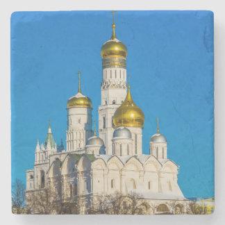Moscow Kremlin domkyrkor Stenunderlägg
