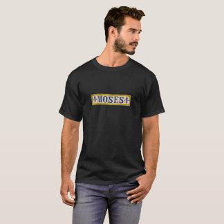 Moses efternamnT-tröja Tee Shirt