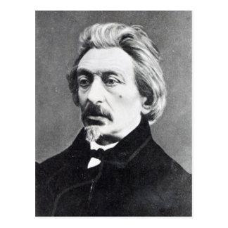 Moses Hess Vykort