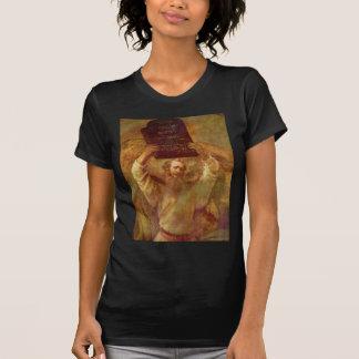 Moses med tabletsna av lagen av Rembrandt T Shirt