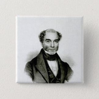 Moses Mendelssohn Standard Kanpp Fyrkantig 5.1 Cm