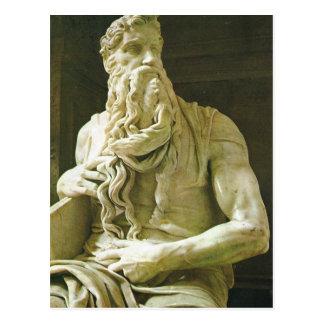 Moses Michelangelo, S Pietro i Vincola Vykort