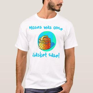 Moses var en gång ett basketfodral! tshirts
