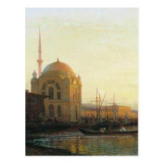 Moské i Istanbul av Alexey Bogolyubov Vykort