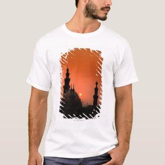 Moskéer på solnedgången t-shirts