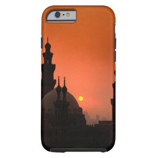 Moskéer på solnedgången tough iPhone 6 case
