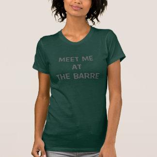 Möt mig på Barretanken Tröjor