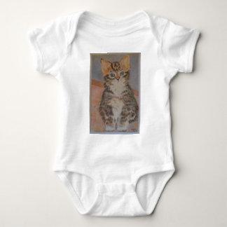Möt Nelson, en toppen gullig kattungedesign T Shirt