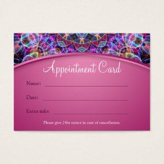 Möte kort för purpurfärgad lotusblommaMandala -