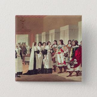 Möte mellan Louis XIII Standard Kanpp Fyrkantig 5.1 Cm