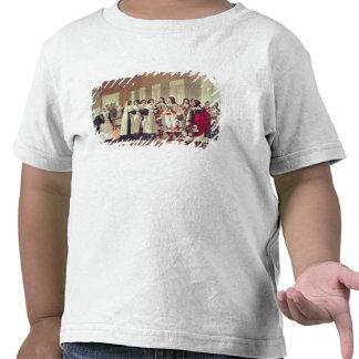 Möte mellan Louis XIII T-shirt