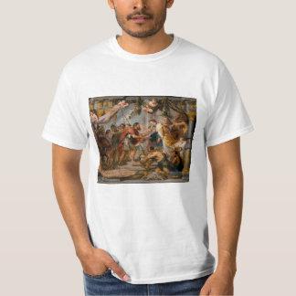 Mötet av Abraham och Melchizedek Rubens konst Tee