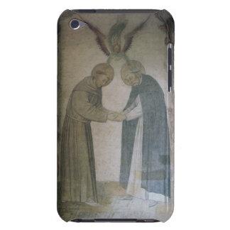 Mötet av St Dominic och St Francis (fresco Barely There iPod Fodral