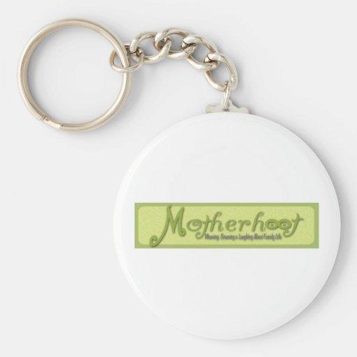 Motherhoot Keychain Nyckelringar