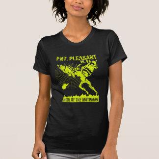Mothman är för damer! tee shirt