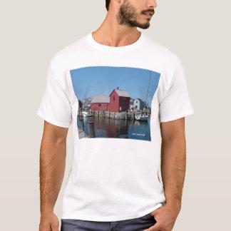 Motiv 1 Rockport DSCF2460, stämm påfågeln T Shirts