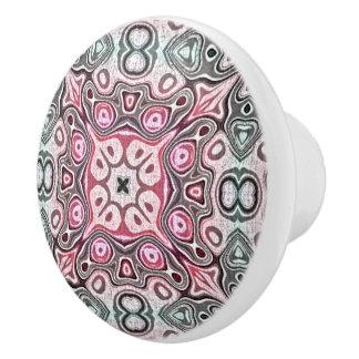 Motiv för konst för pastellfärgad rosa höft för knopp