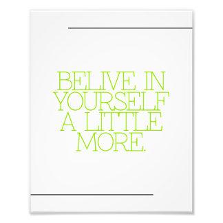 Motivation inspiration, ord av vishet. fototryck