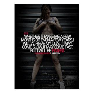 Motivation på dess bests vykort