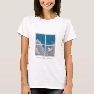 motivational) skjorta för flyggris ( t-shirt