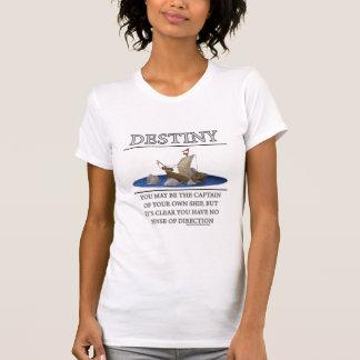 Motivator för ödefantasi (de) t shirts